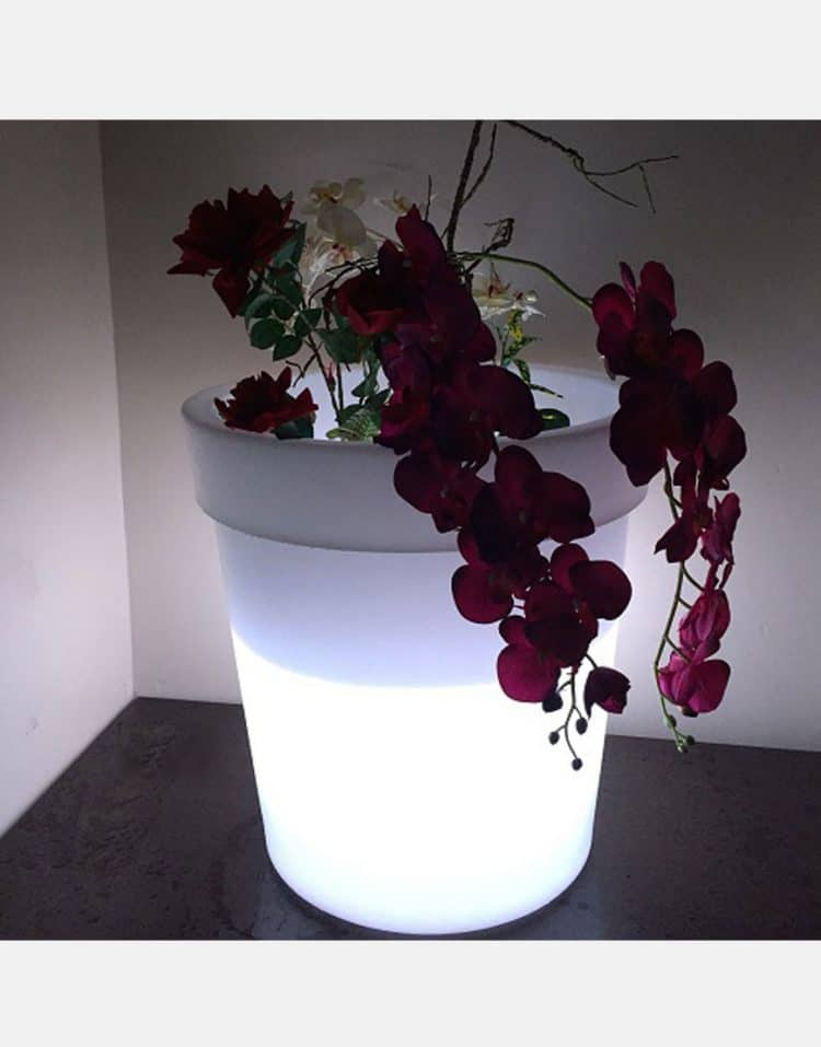 گلدان نورانی مدلB هیلدا