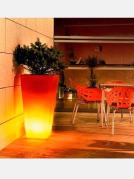 Hilda luminous vase cod HG81 1 268x358 - گلدان نورانی مدلD هیلدا