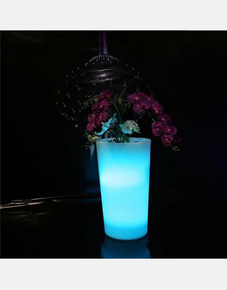 گلدان نورانی مدلC هیلدا