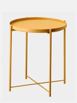 Ikea Gladom Side Table 1 268x358 - میز عسلی مدلGladom ایکیا