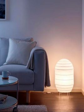 Ikea-Storuman-Table-Lamp-With-LED-Bulb