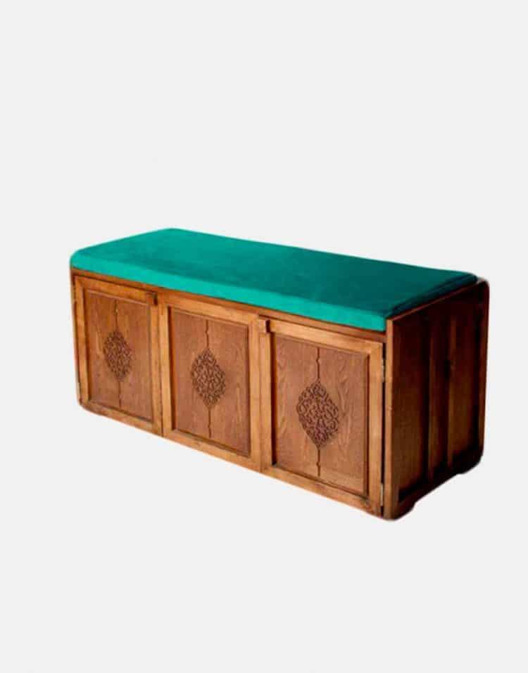 انواع جاکفشی چوبی سنتی مدل عباسی