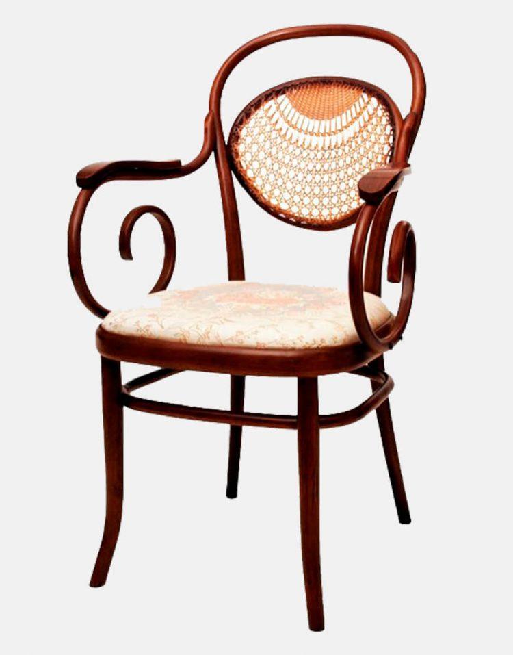 صندلی لهستانی مدلa112 خم چوب آرکان