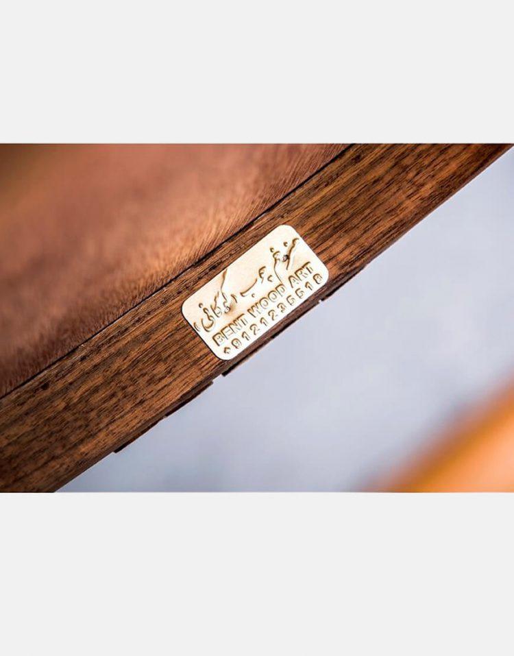 صندلی لهستانی مدلC109 هنرخم چوب