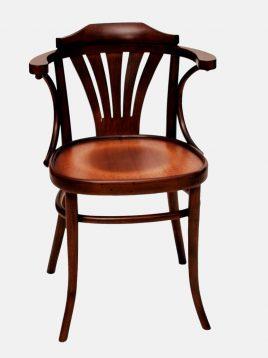 صندلی لهستانی مدلa110 خم چوب آرکان