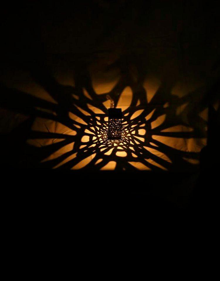 شب چراغ خورشیدی تیاب