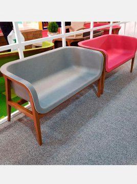 babel felt sofa 1 268x358 - مبل نمدی دونفره و یکنفره مدل عشاق