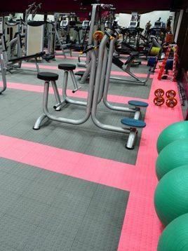 babel romak tile flooring 2 268x358 - کفپوش باشگاه ورزشی تایل روماک