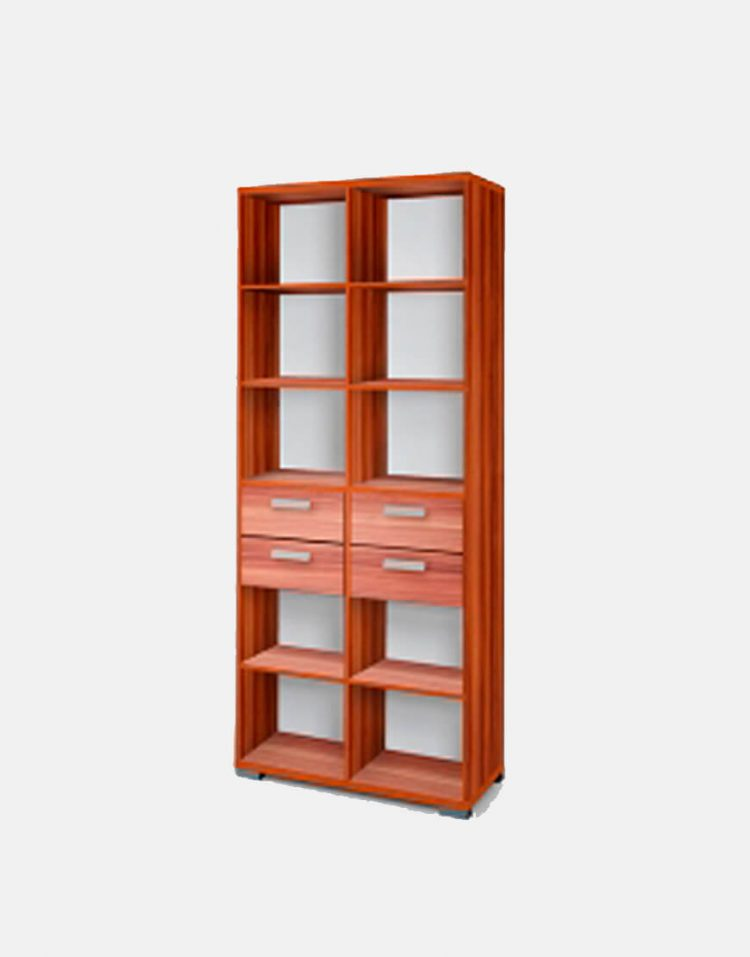 کتابخانه تولیکا مدل آوین
