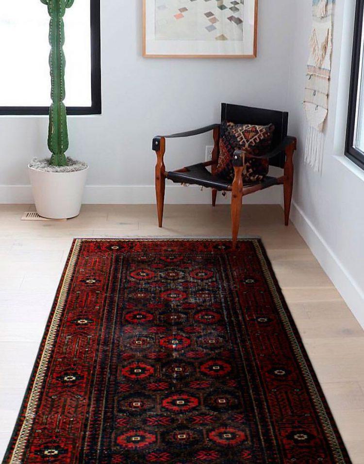 قالیچه بلوچی دکو فرش