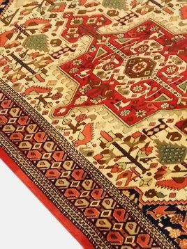 قالیچه قشقایی دکو فرش