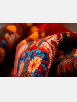 farahan carpet sarina 1 268x358 - فرش فراهان طرح سارینا