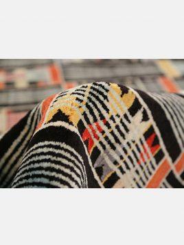 فرش فراهان طرح ستون