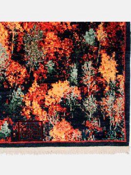 farahan carpet tafarosh 1 268x358 - فرش فراهان طرح تفرش