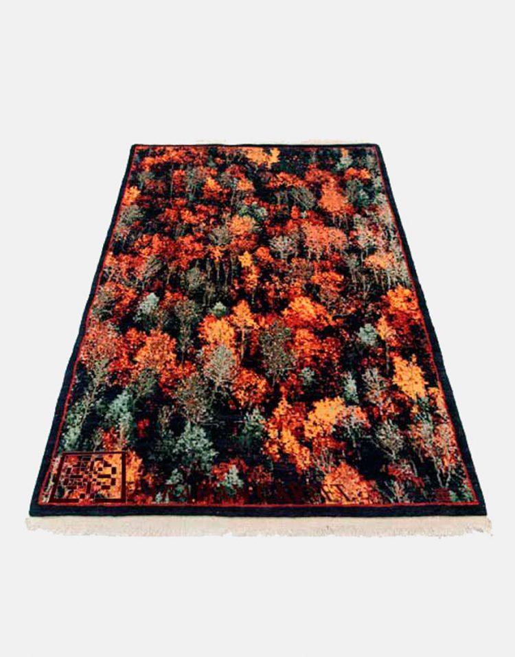 فرش فراهان طرح تفرش