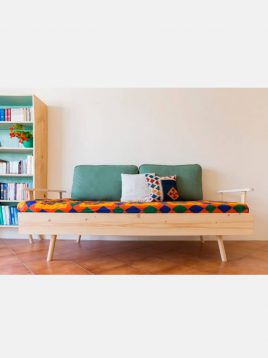 کاناپه دست ساز دیوال مدل بهمن