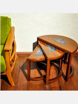 hendesi-Three-piece-side-table