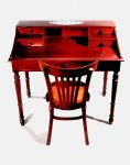 میز تحریر و صندلی طرح لهستانی