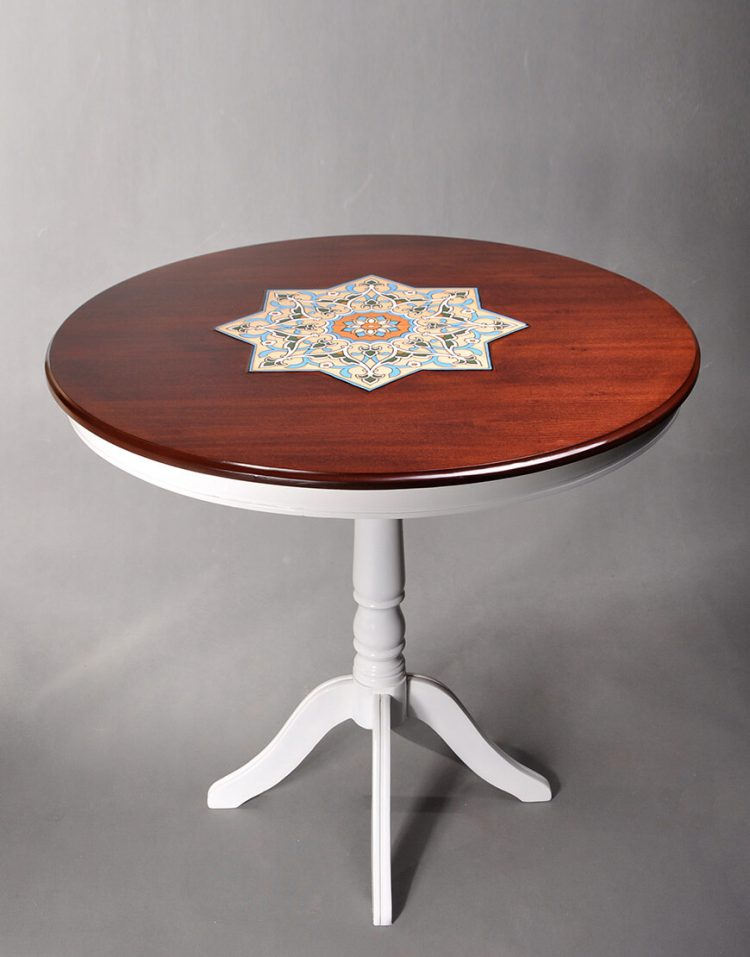 میز ناهارخوری هندسی مدل خاطره