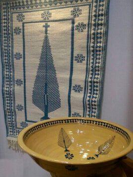 hudud handmade Bathroom Sinks plan sarve 1 268x358 - روشویی دست ساز طرح سرو