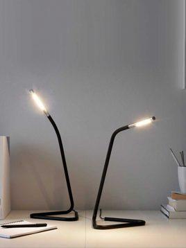 ikea-LED-black-desk-lamps