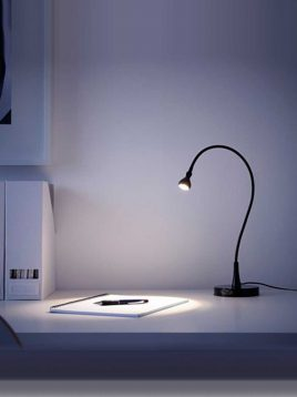 ikea-jansjo-black-led-desk-lamps