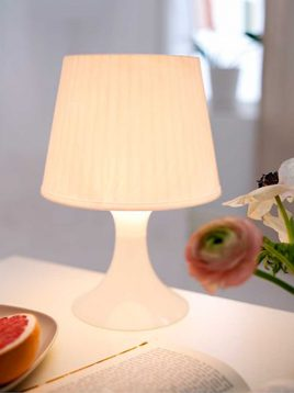 ikea-lampan-fiberglass-table-lamp