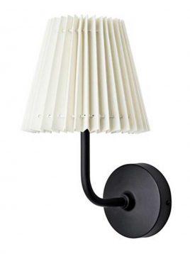 ikea model angland black flush mount wall light 1 268x358 - چراغ  دیواری مدل آنگلند ایکیا