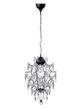 ikea orthofta black diamond chandelier 1 268x358 - لوستر الماسی ایکیا مدل اورتوفتا