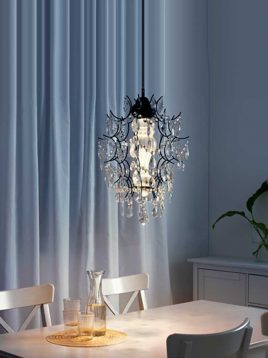 ikea-orthofta-black-diamond-chandelier