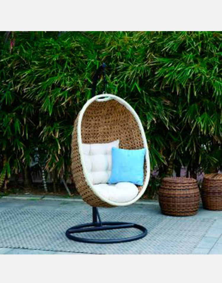 kenzi sunshine Hammock Chair 750x957 - صندلی معلق سان شاین