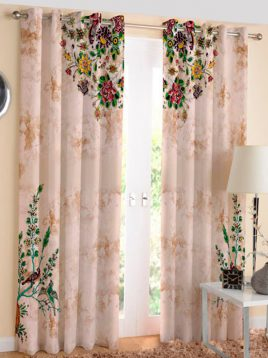 mashhadpardeh-Flower-model-Printed-punch-curtain