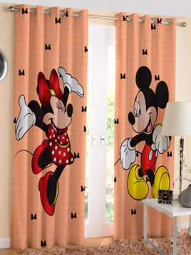 mashhadpardeh-Mickey-Mouse-Printed-punch-curtain