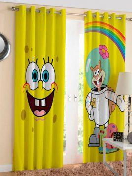 mashhadpardeh-Sponge-Bob-Printed-punch-curtain