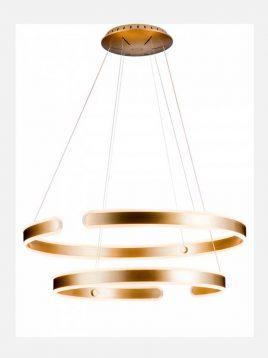 noran LED pendants modelC163 1 268x358 - چراغ آویز  مدل C163-1 نوران