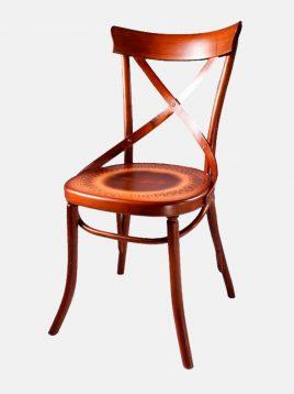 polish chair Honarkhamchob c128 1 268x358 - صندلی لهستانی مدلc128 هنرخم چوب