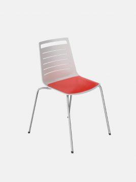 steelhamoon Natalie chair 1 268x358 - صندلی ناتالی استیل هامون