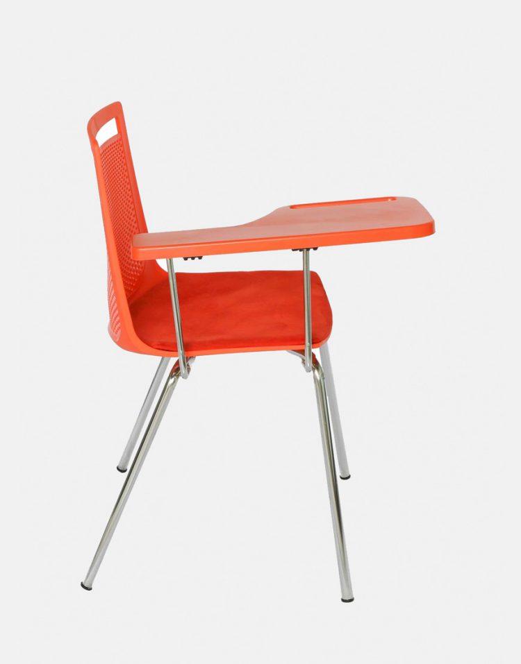 صندلی آکامی دسته دار استیل هامون