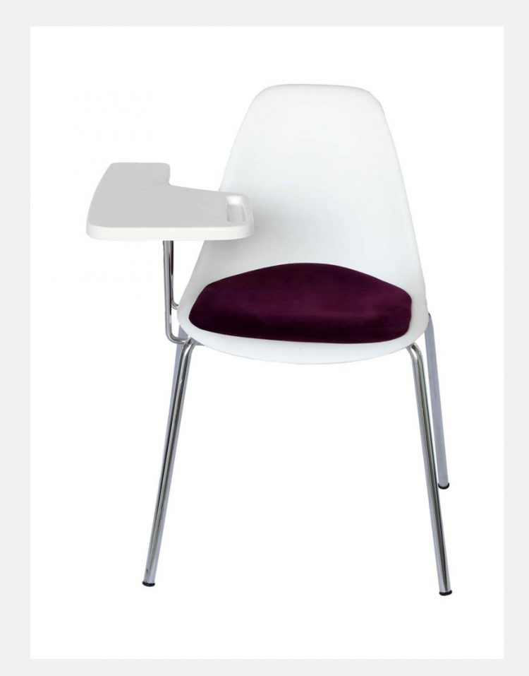 steelhamoon classroom chair 2 750x957 - صندلی کلاسی بدون تشک
