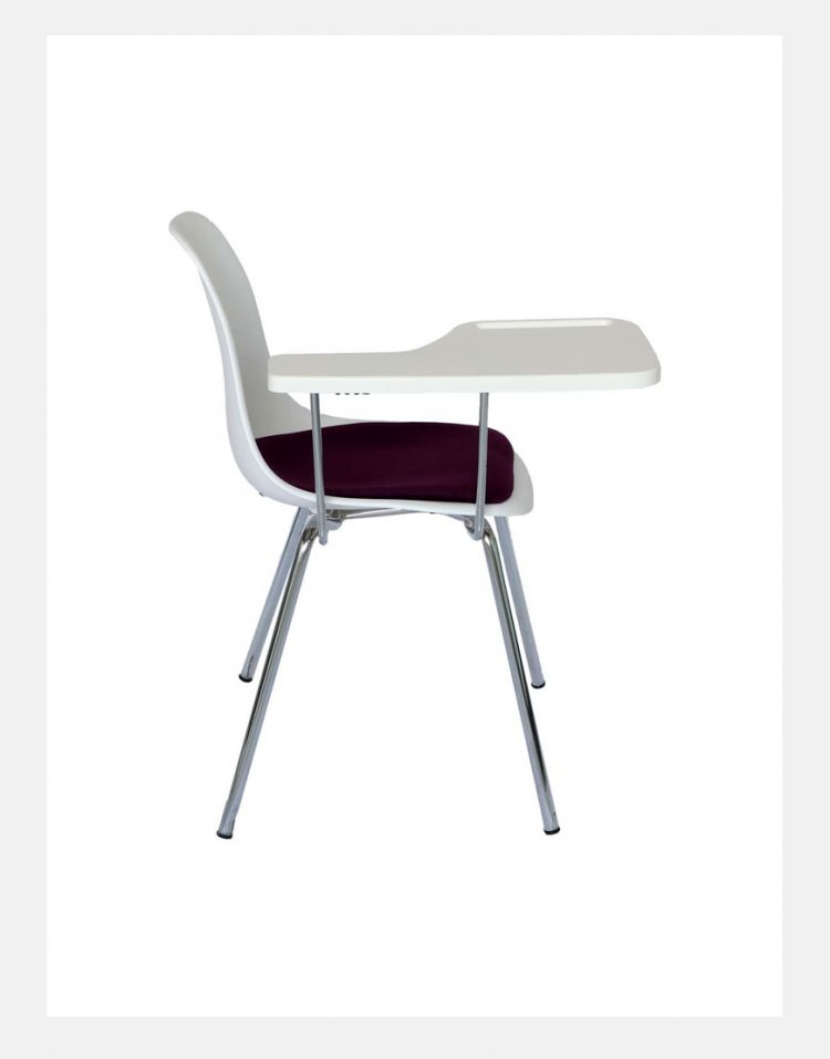 steelhamoon classroom chair 3 750x957 - صندلی کلاسی بدون تشک