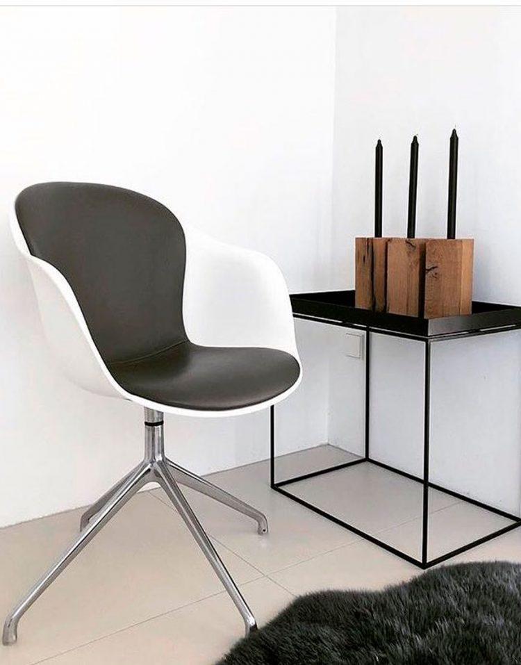صندلی استیل هامون مدل کامفورت
