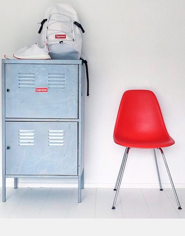 صندلی داووس پایه فلزی استیل هامون