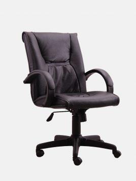صندلی مدیریتی استیل هامون مدل هانی