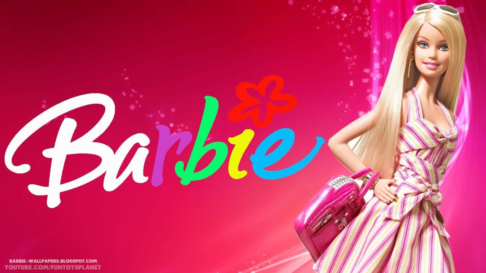 wp2538683 barbies wallpaper - پرده پانچ چاپی باربی - - kids-curtains