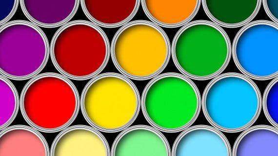 اطلس رنگ ها