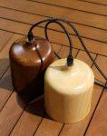 engareh magma1 wooden pendants 4 118x150 - چراغ آویز چوبی انگاره مدل ماگما