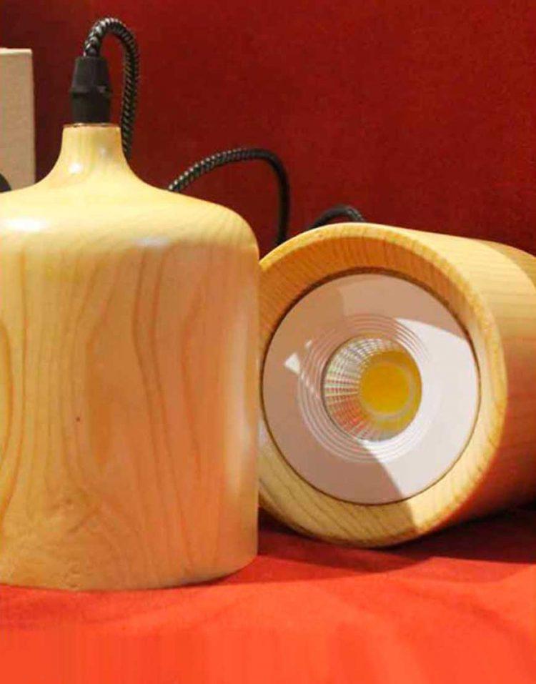 engareh magma1 wooden pendants 6 750x957 - چراغ آویز چوبی انگاره مدل ماگما