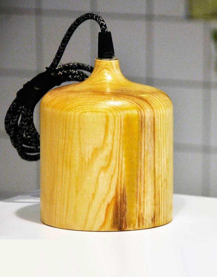 engareh magma1 wooden pendants 7 750x957 - چراغ آویز چوبی انگاره مدل ماگما