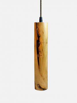 engareh modelNEY1 wooden pendants 1 268x358 - چراغ آویز چوبی انگاره مدل نی