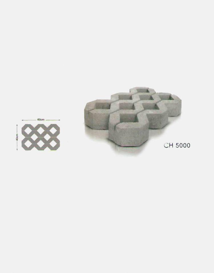 ghasre mosaic concrete tile CH5000 750x957 - تایل بتنی چمنی قصر موزاییک